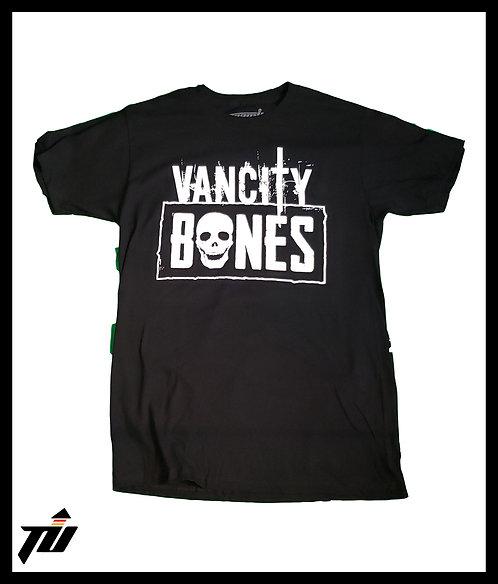 Vancity Bones Tee (Black)