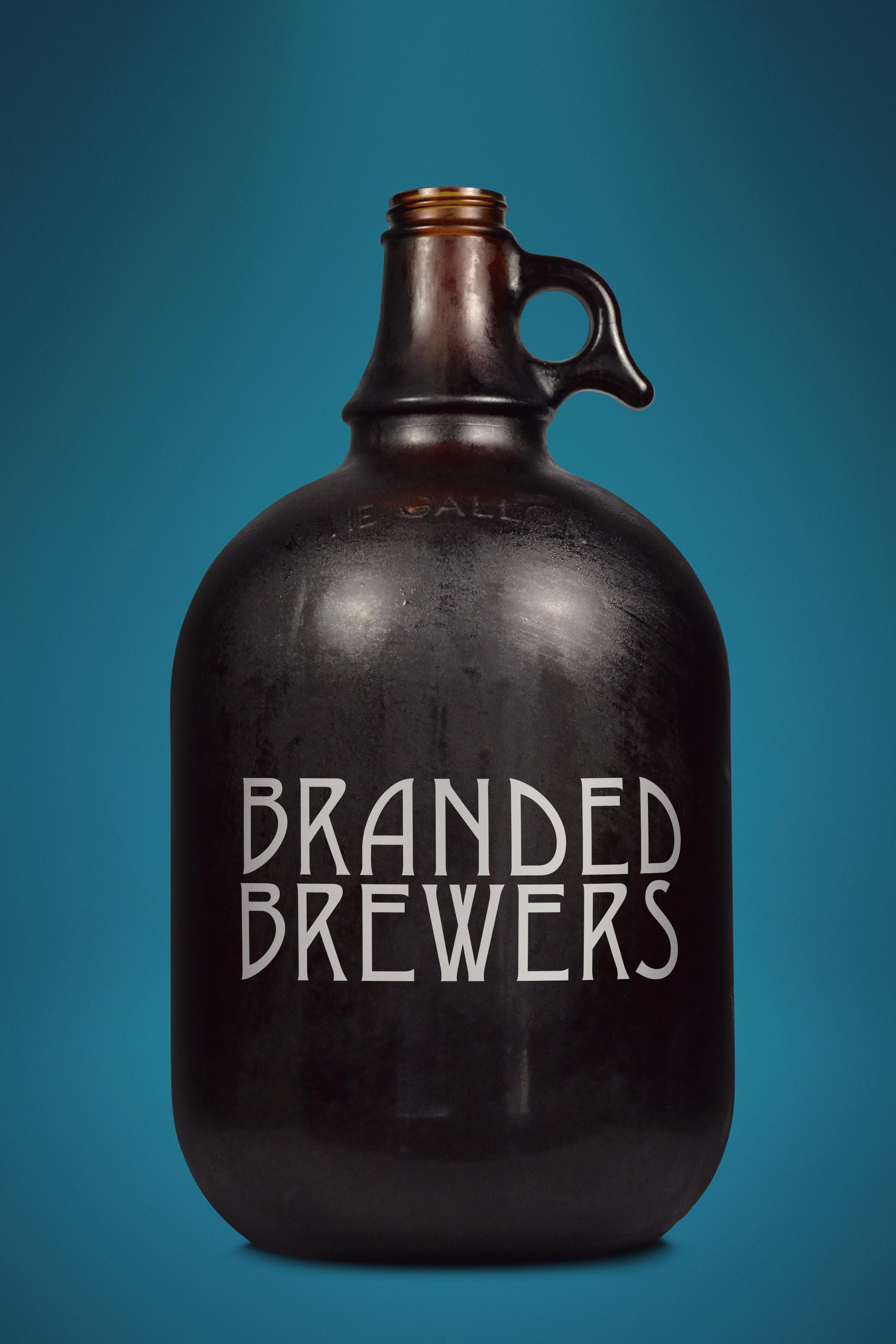 Branded Brewers Growler