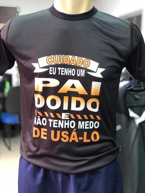 Camiseta Dry fitManga Curta