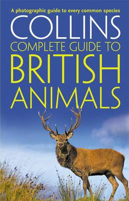 Collins complete guide to British animals