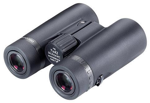 Excellent low light binocular Discovery 7x42