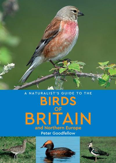 Birds of a Britain guide book