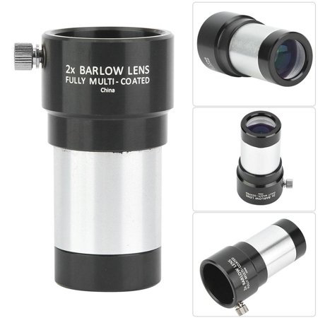 "Sandpiper achromatic 2x (1.25"") barlow lens"