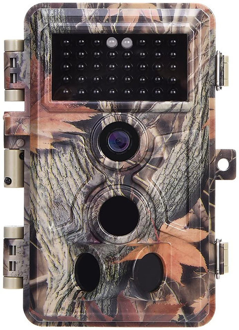 Nature trail camera
