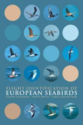 Flight identification of European seabirds guide