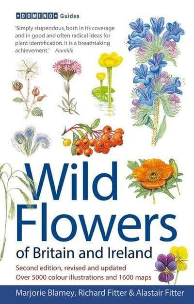 Wild flowers of Britain guide