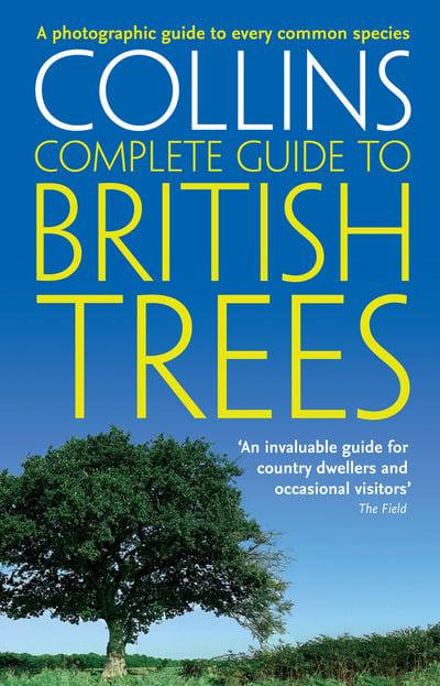 Collins guide to British trees