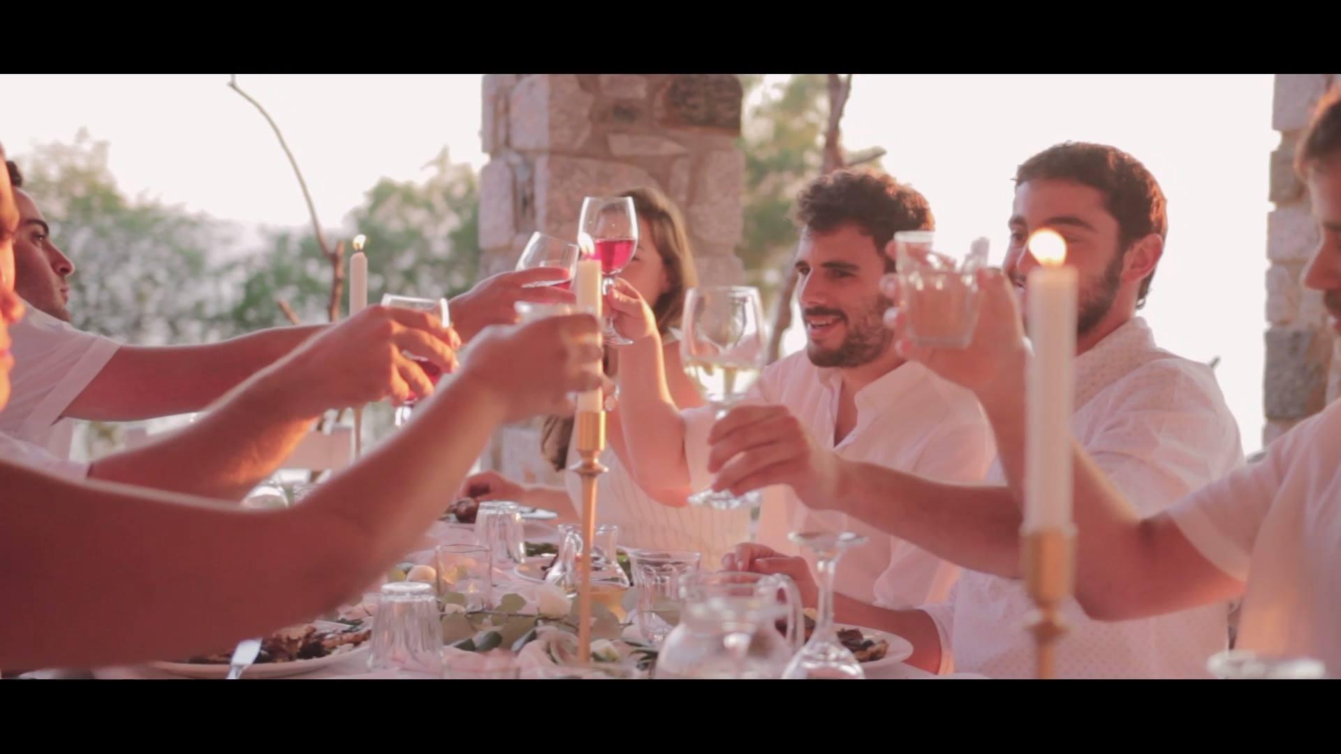 """סופ""""ש החתונה של מרב ועופר"""