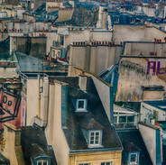 """""""Beaubourg"""" View from Centre Pompidou"""