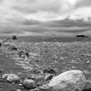 Gravel Road, somewhere in Island