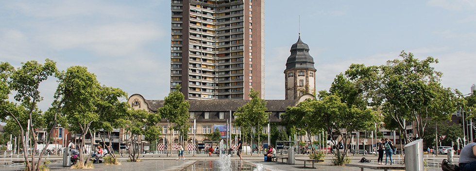 """""""Alter Messplatz"""", Mannheim"""