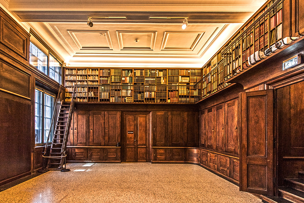 Old Library, Kunsthalle