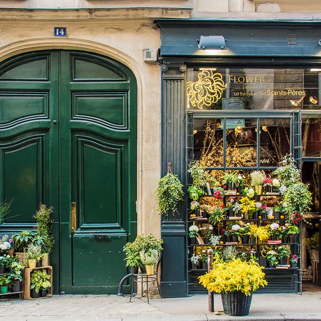 Boutique Flowers Saint Père, Saint-Germain, 14 Saints Pères, 75007 Paris