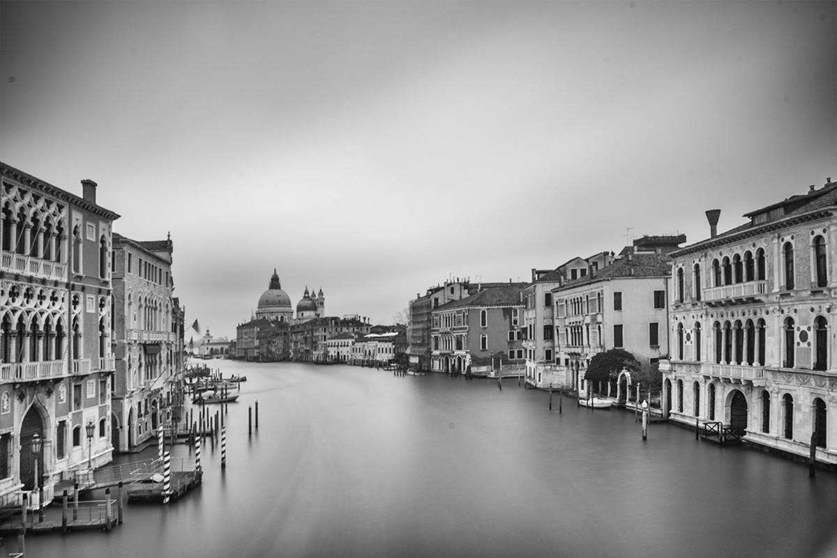 Canal Grande / Santa Maria della Salute