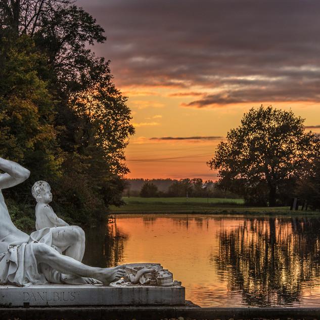 Vater Rhein, Schlossgarten, Schwetzingen
