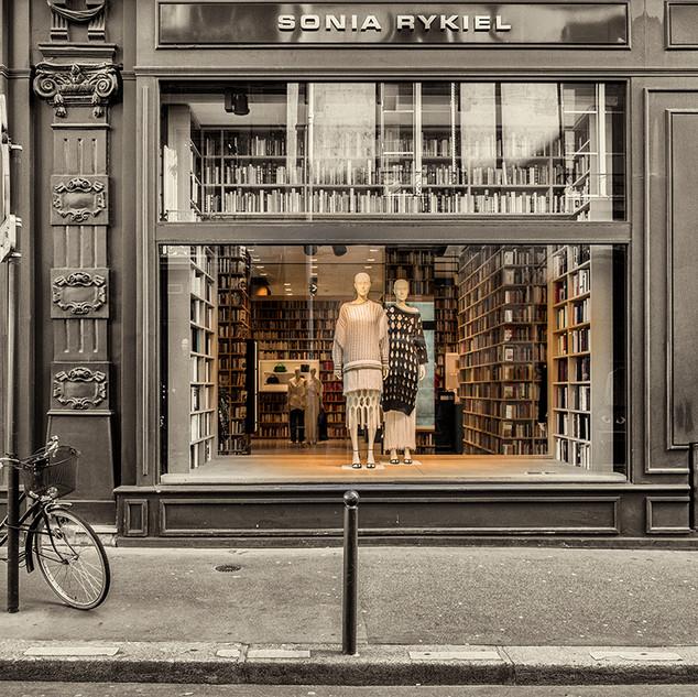 Boutique Sonia Rykiel, Montparnasse