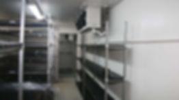 Freezer Room Fitout