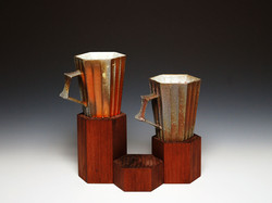 Fluted Hex Cups