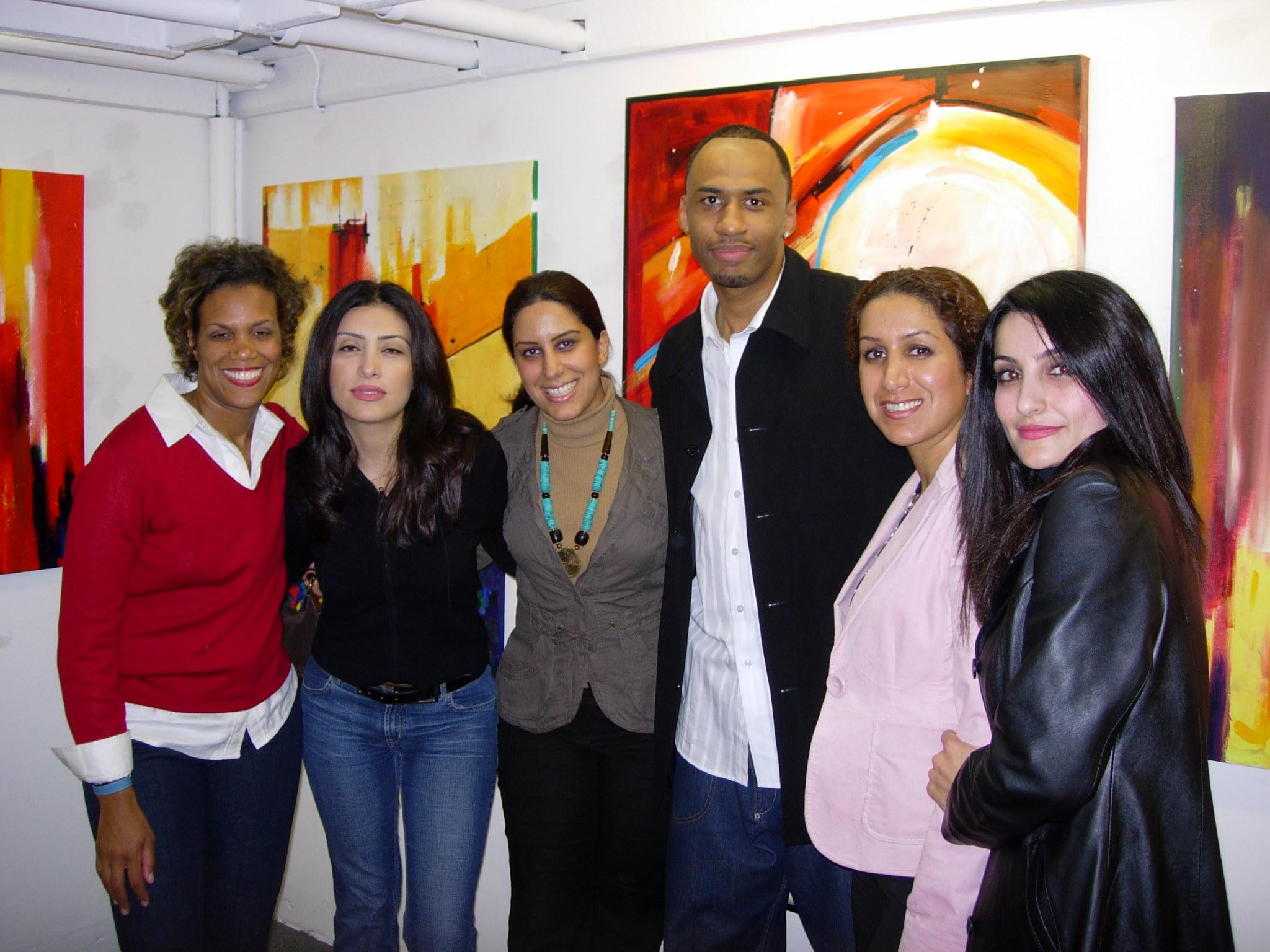 MOCA ART Event Georgetown WDC