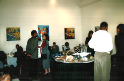 B. Smith Restaurant Art Event