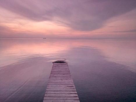 Maisemasa avautuu Suomen suurin järvenselkä Ärjänselkä