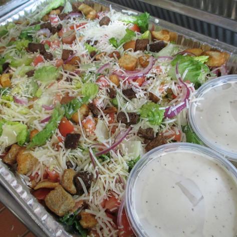 Full Salad Tray