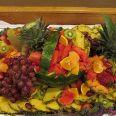 Fruit Tray at a Full Service Event