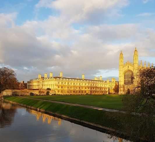 Cambridge - Kings