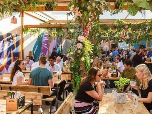 Top Six Outdoor Restaurants & Bars To Head To First This April