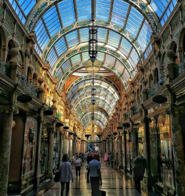 Top Six Things To Do On Your Staycation To Leeds