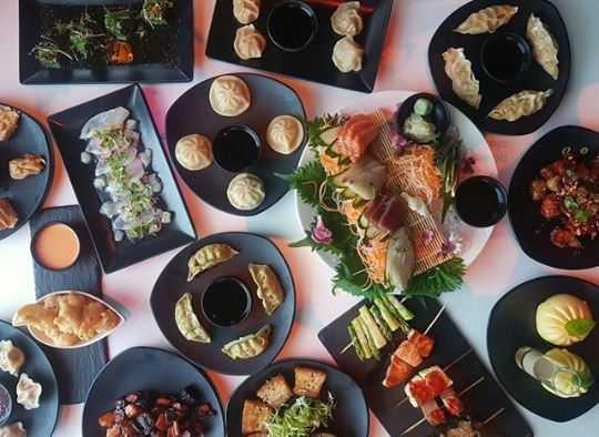 Inamo Restaurant