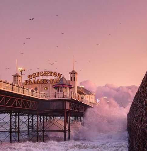 Brighton - Brighton Pier