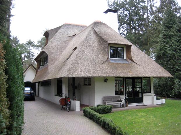 Bilthoven architect villa's verbouwing