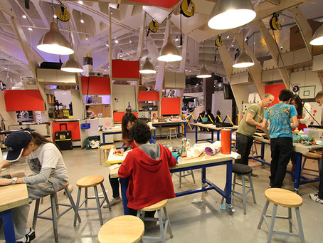 Exploring What It's Like Working in Makerspaces