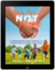 eBook on a tablet: You Are Not Alone