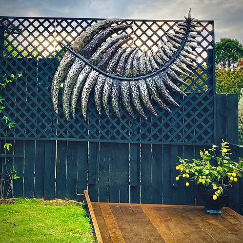 NZ Fern Large (for wall mounting)