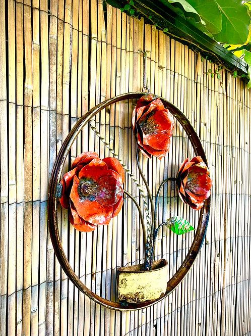 Poppy Wheel - 3D