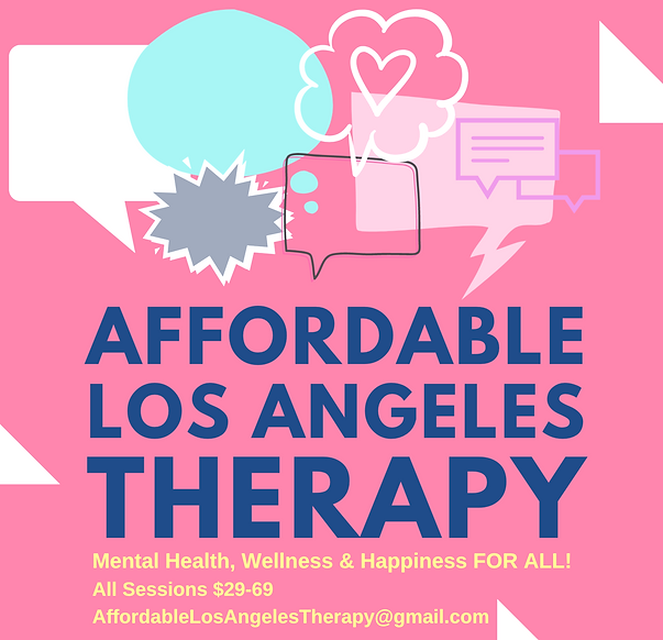 Affordable Los Angeles Therapy