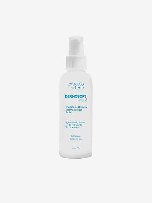 Dermosoft Clean Emulsão De Limpeza E Demaquilante Facial