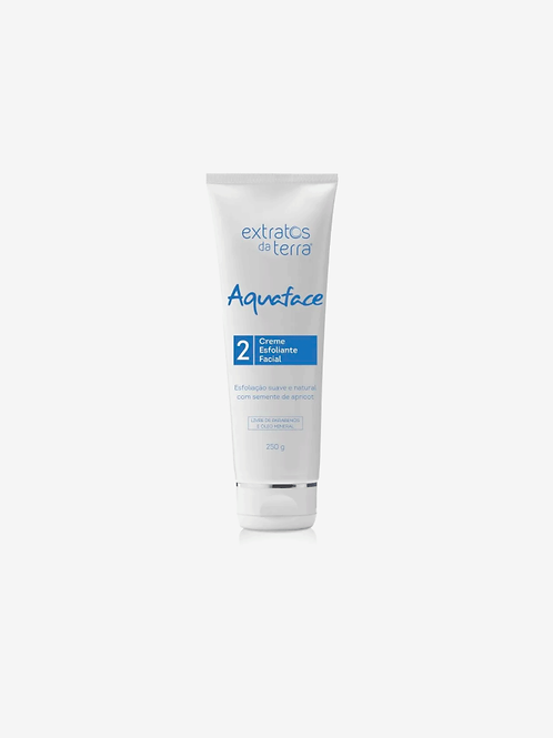 Aquaface Creme Esfoliante Facial