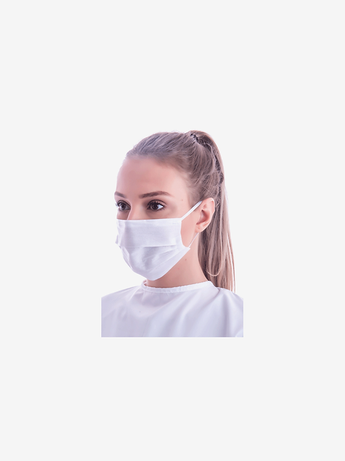 Máscara Cirúrgica Tripla Com Clipe Nasal 50 unidades - Farmask