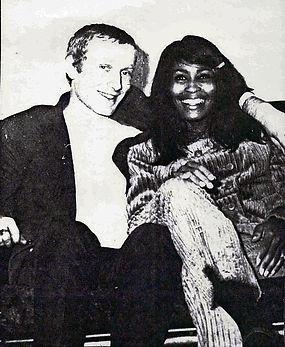 john hall and tina turner at the Mojo.jp