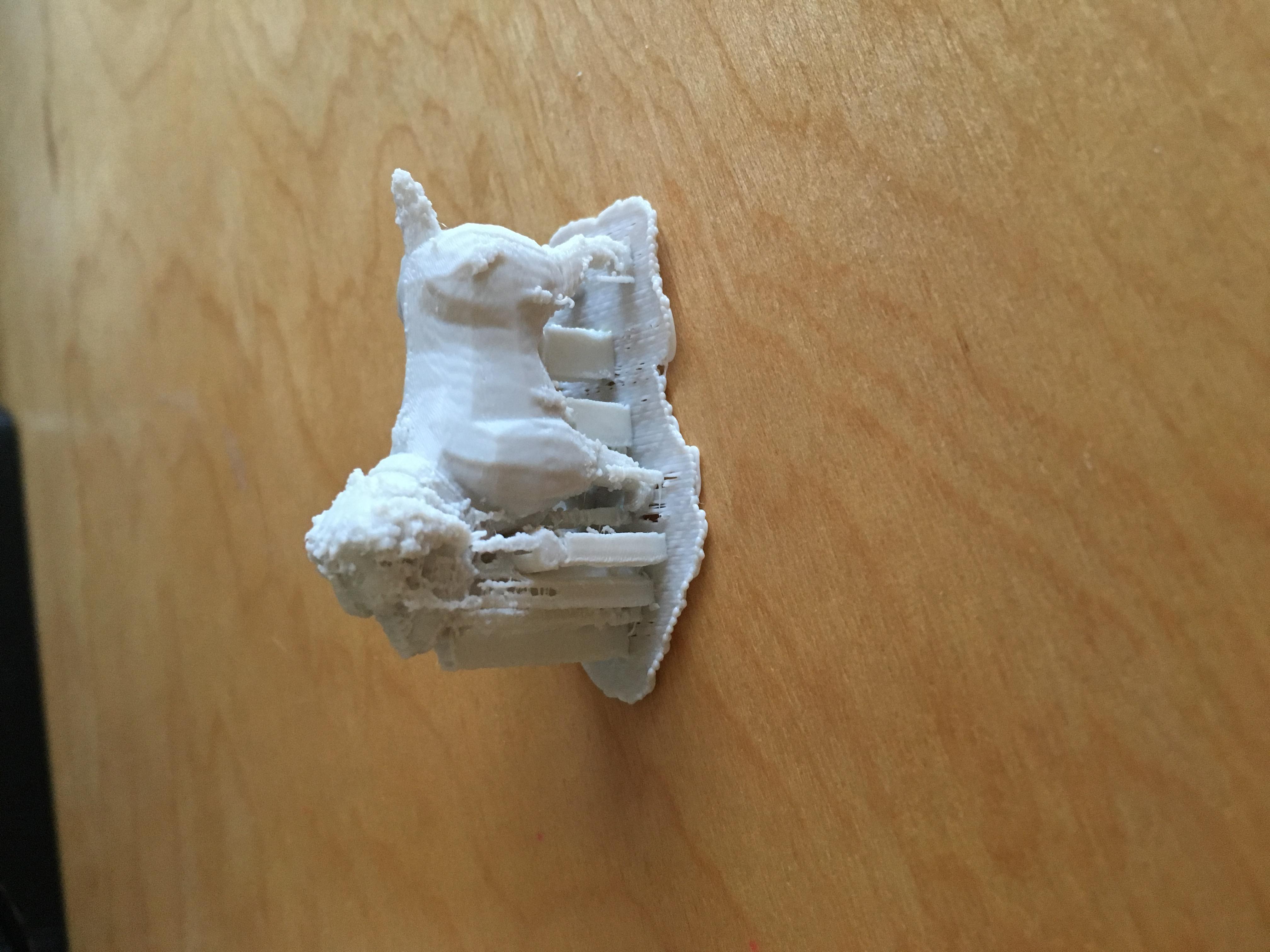 3D dog fail side