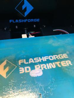 3D printer plate