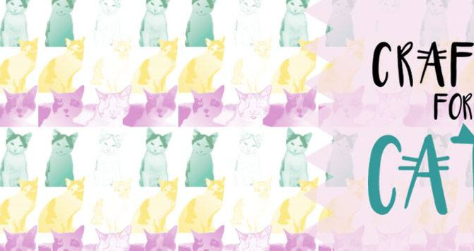 FREE Crafts for Cats Workshop