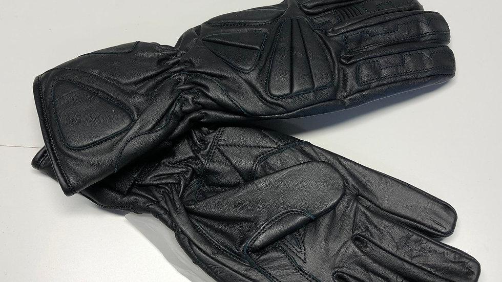 Handske Touring skinn svart