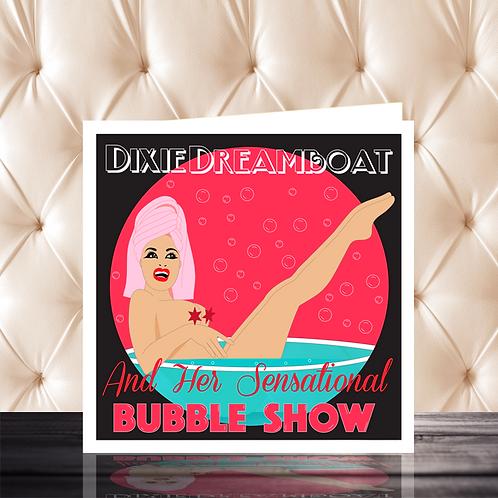 Dixie Dreamboat Greeting Card
