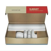 Slimduct Lineset Cover Kit