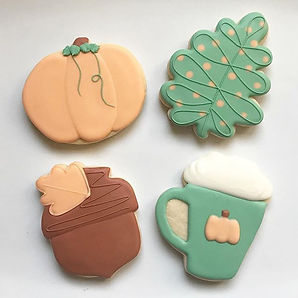 Want to decorate these cookies and drink