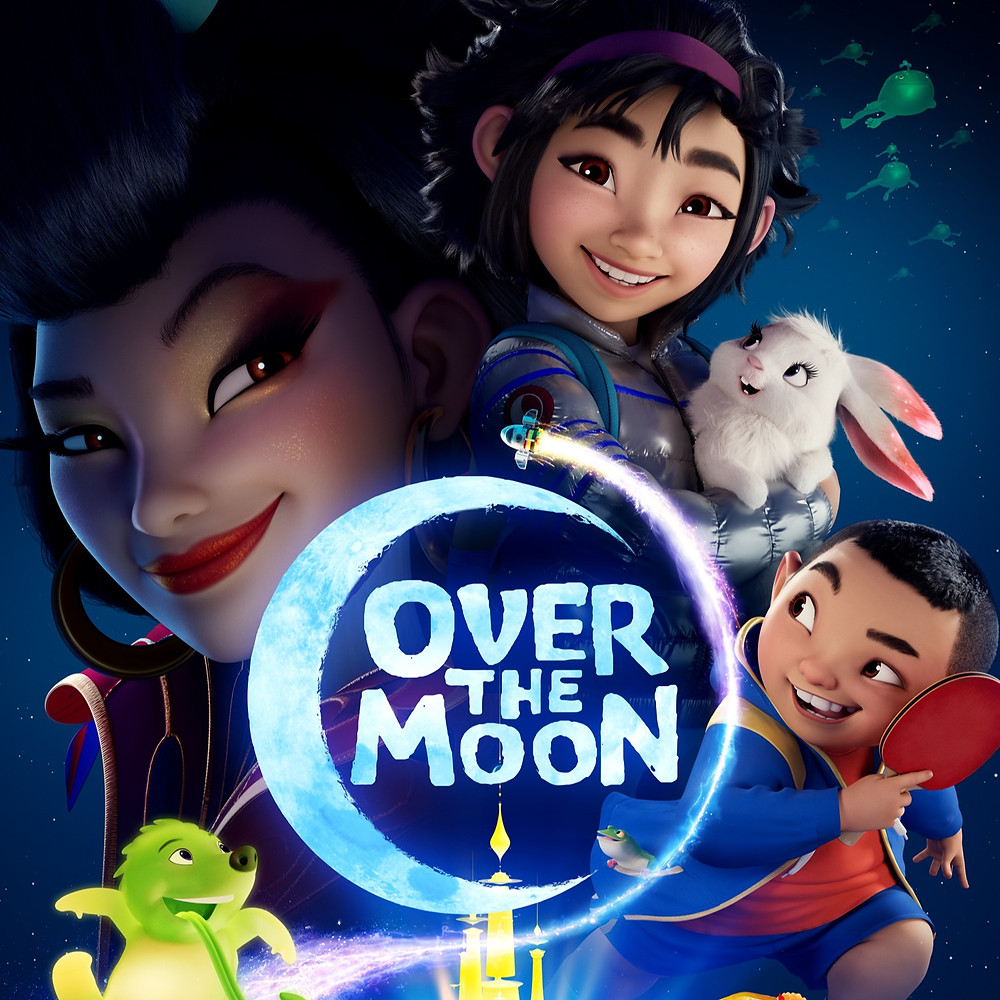 STEM Activity Inspired by Over the Moon on Netflix
